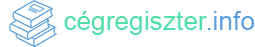 Cégregiszter Logo